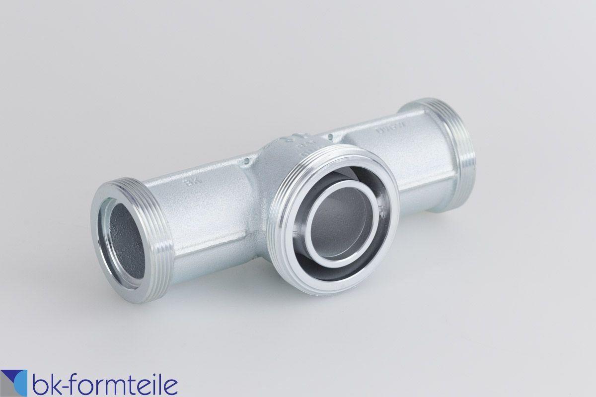 Gasdruck-Regler-Anschlussarmaturen
