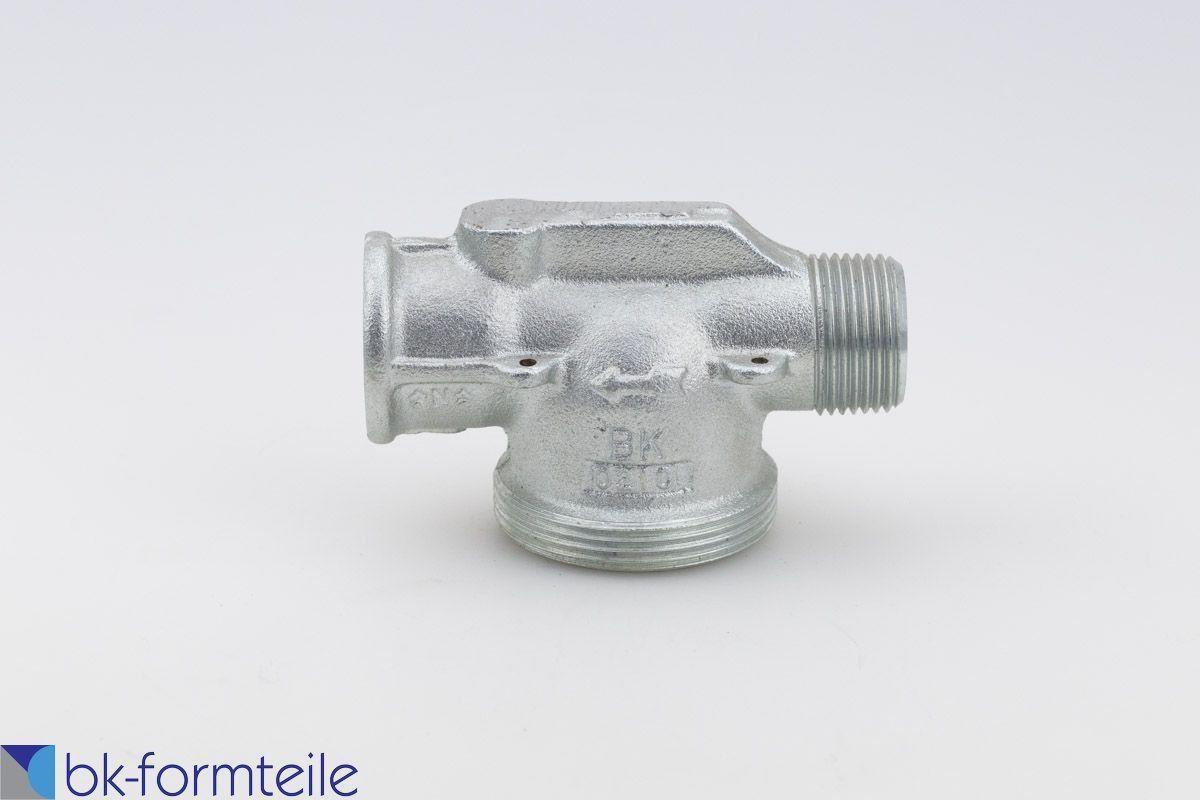 Gaszähleranschlussstück DN20